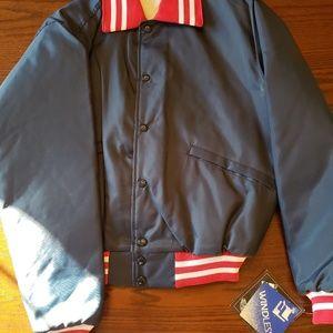 1980s Orig NWT Windless Satin Jacket